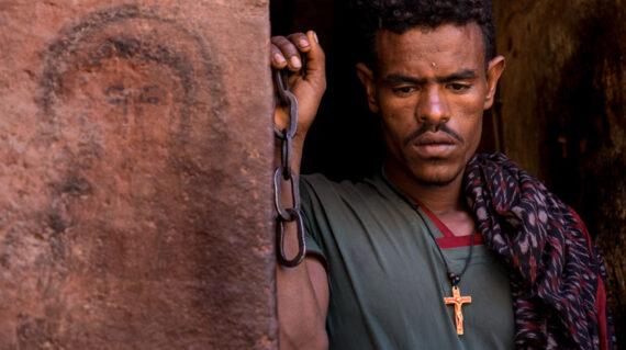 Etiopia genna Lalibela1959