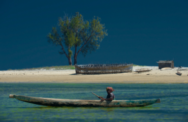 Madagascar tipica imbarcazione