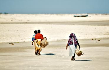 Madagascar vita sul mare