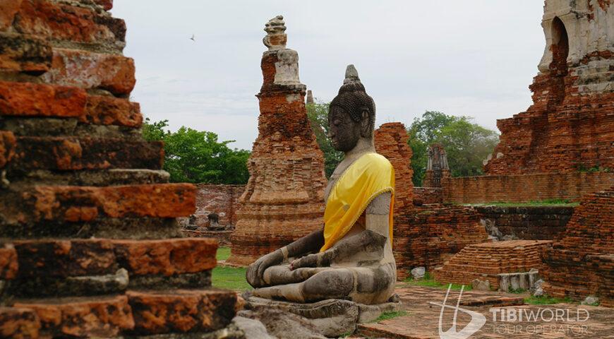 Thailandia Songkran Morgi
