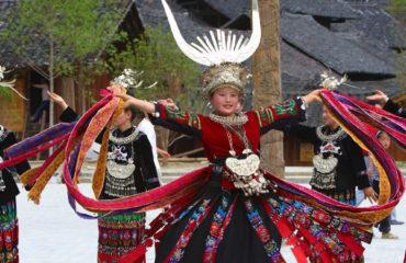 Cina Miao Festival Ewen Bell