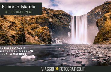 Islanda locandina 2018