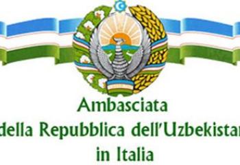 Logo Ambasciata Uzbekistan