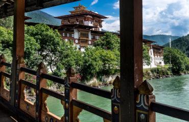 Punakha Dzong (Palazzo della Grande Felicità o Palazzo d'Estate)