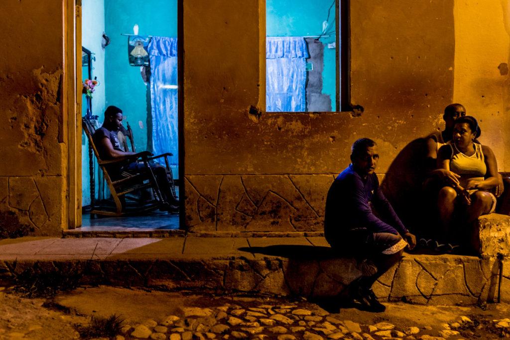 notte a Trinidad