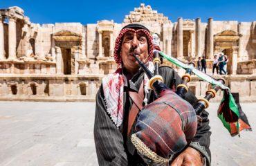 Il Teatro di Jerash