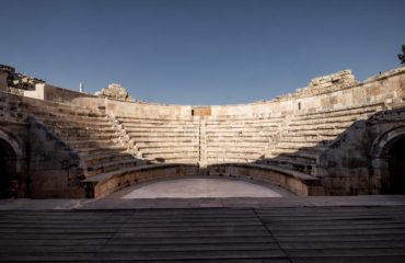 L'Odeon di Jerash