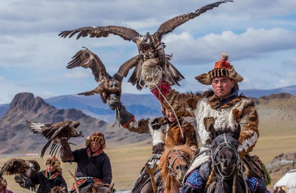 Mongolia, Festival delle Aquile