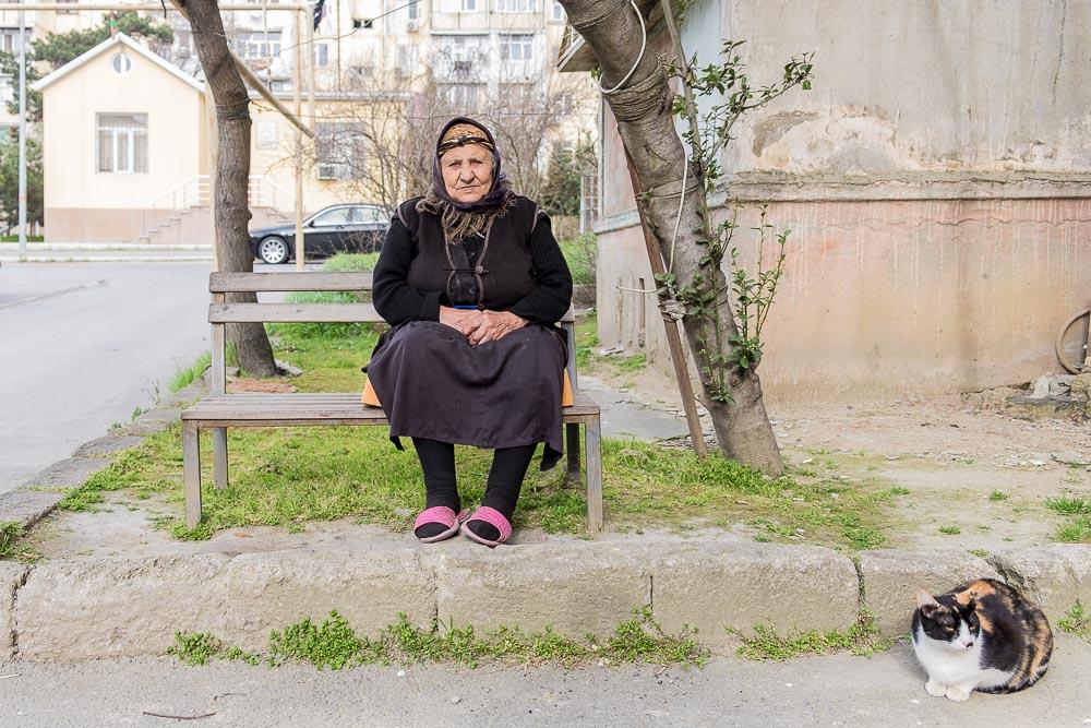 donna di Baku